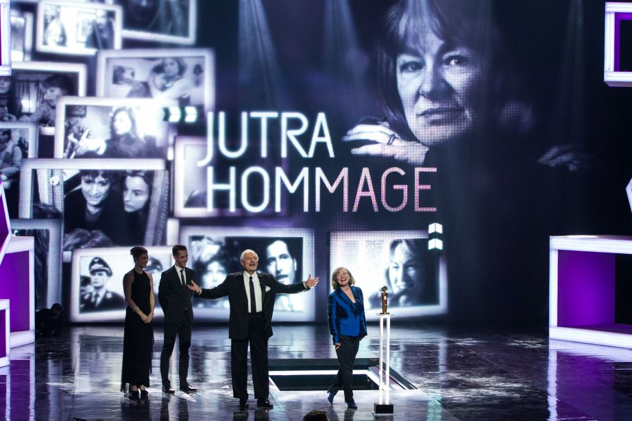 Le Prix Jutra-Hommage 2014 a été décerné à la comédienne, scénariste et réalisatrice Micheline Lanctôt. (PHOTO HUGO-SÉBASTIEN AUBERT, LA PRESSE)