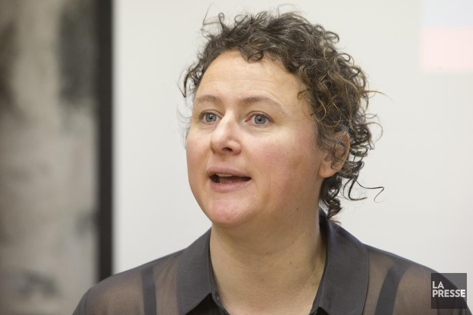 Alexa Conradi,la présidente dela Fédération des femmes du... (PHOTO ROBERT SKINNER, ARCHIVES LA PRESSE)