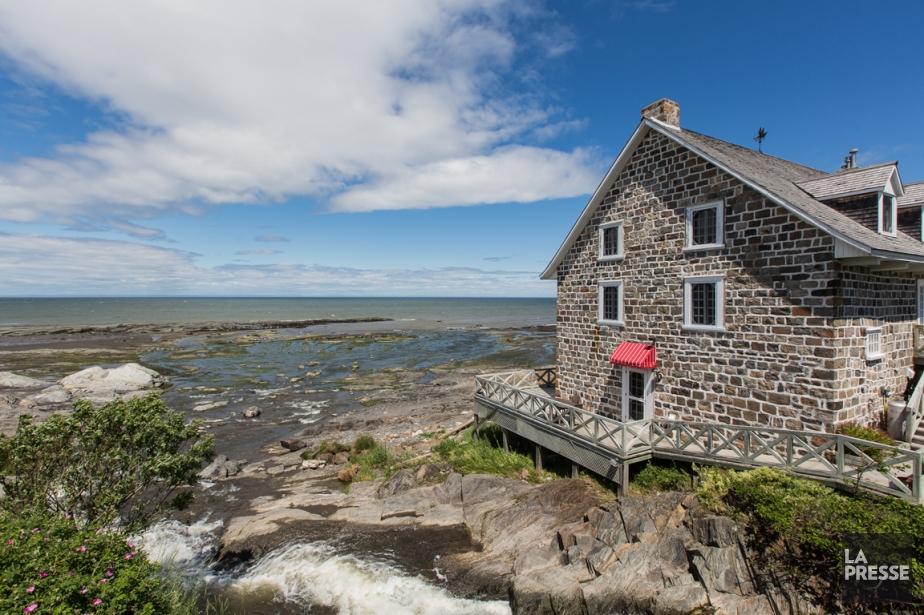 Au Québec, le quart des gîtes a... (Photo Édouard Plante-Fréchette, La Presse)