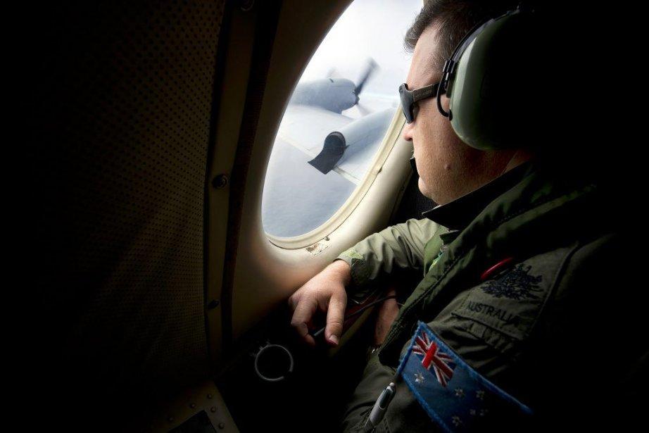 La Royal Australian Air Force (RAAF) menant ses... (Photo AFP)