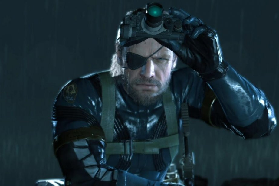 L'introduction deMetal Gear Solid V : Ground Zeroesest...
