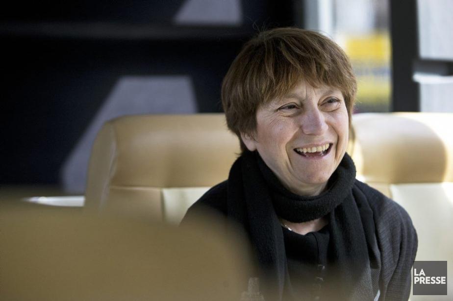 Françoise David... (Photo Robert Skinner, La Presse)