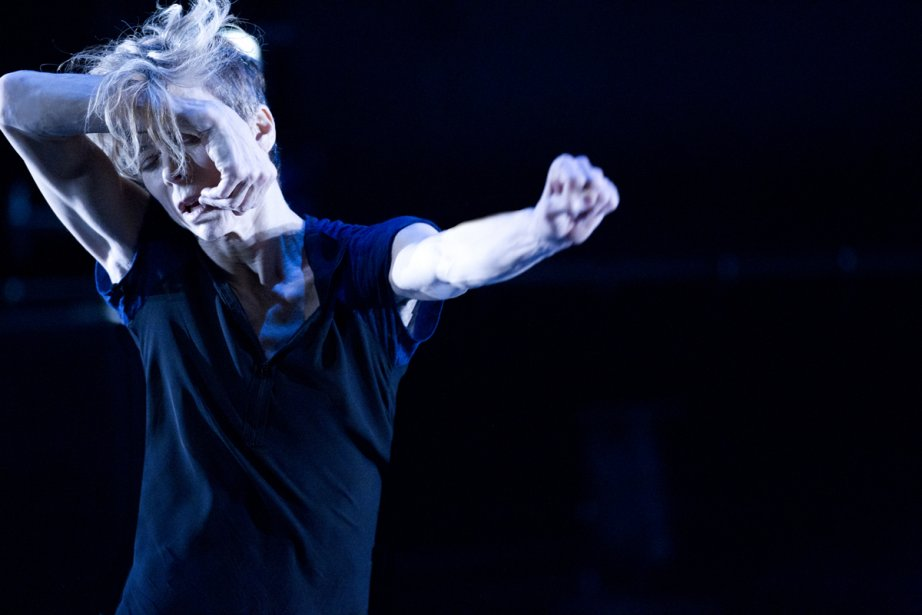 Louise Lecavalier était déterminée à danser après ses... (Photo: fournie par l'artiste)