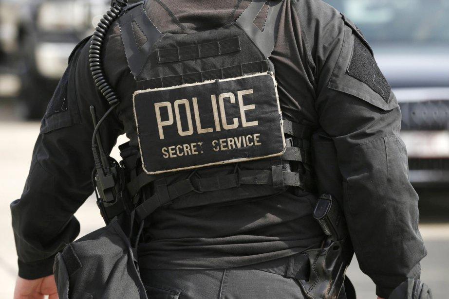 Le Secret Service, police d'élite chargée de la... (PHOTO KEVIN LAMARQUE, REUTERS)