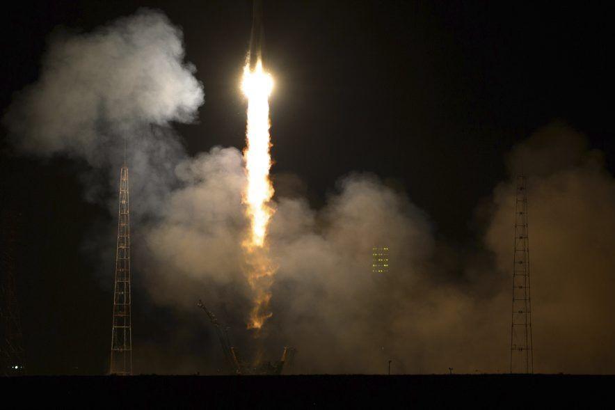 La fusée Angara doit remplacer la légendaire Soyouz,... (PHOTO REUTERS)