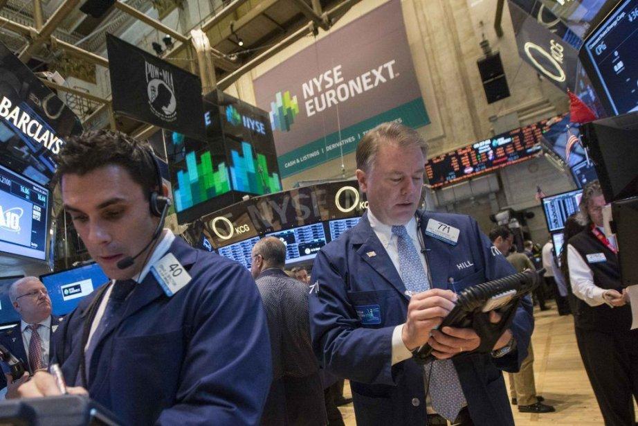 Les indices «semblent prêts à renforcer cette progression... (PHOTO BRENDAN MCDERMID, REUTERS)