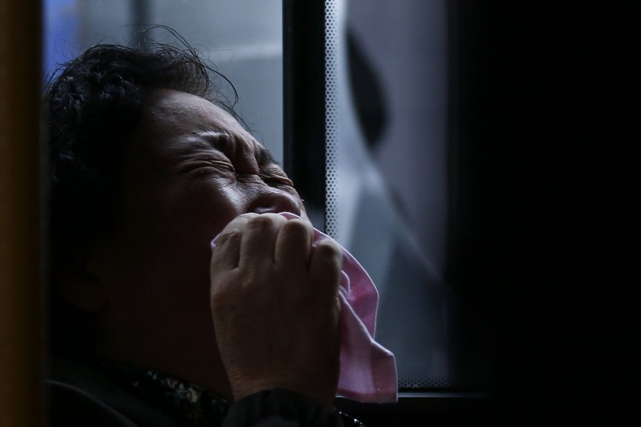 Il y avait 153 ressortissants chinois sur le... (Photo KIM KYUNG-HOON, Reuters)