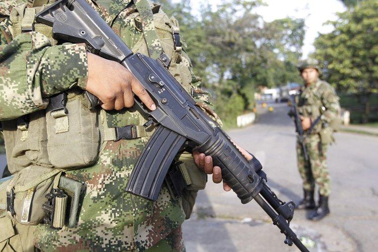 La Colombie a presque atteint le seuil des six millions de... (Photo: Reuters)