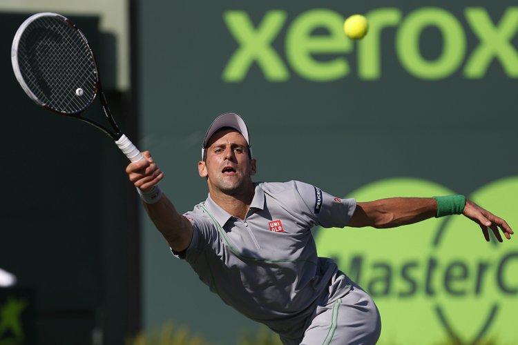 Novak Djokovic a beau être N.2 mondial et avoir remporté 42... (Photo: Reuters)