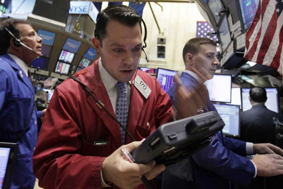 Les indices vedettes de Wall Street, le Dow Jones et... (PHOTO ARCHIVES REUTERS)
