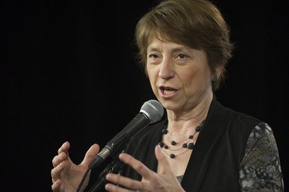Françoise David... (Archives La Presse Canadienne)