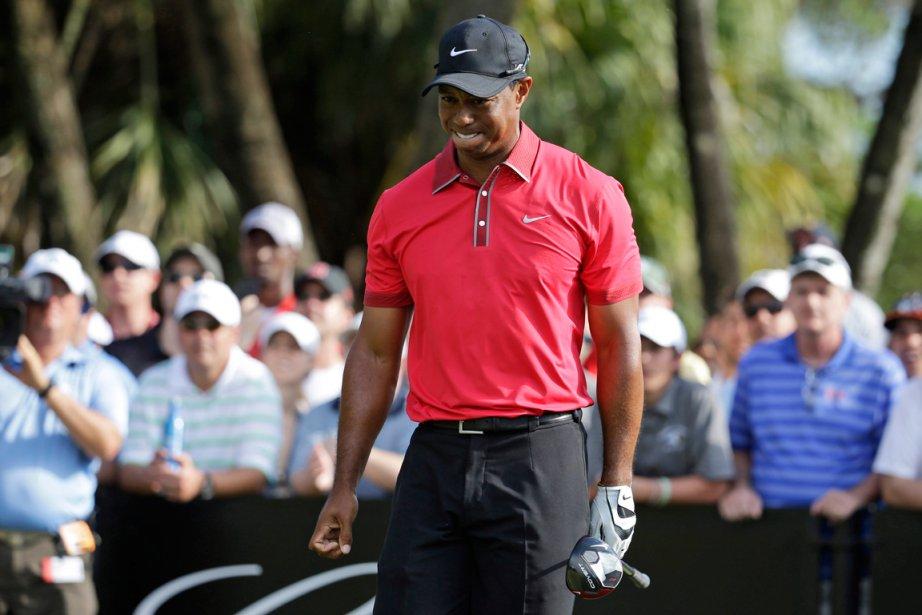 Tiger Woods a été opéré lundi pour un... (Photo Lynne Sladky, AP)