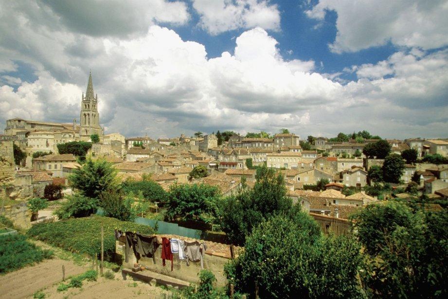 Saint-Emilion, en France.... (Photo Digital/Thinkstock)