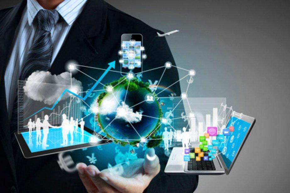 L'industrie du numérique reste un des piliers et... (PHOTO DIGITAL VISION/THINKSTOCK)