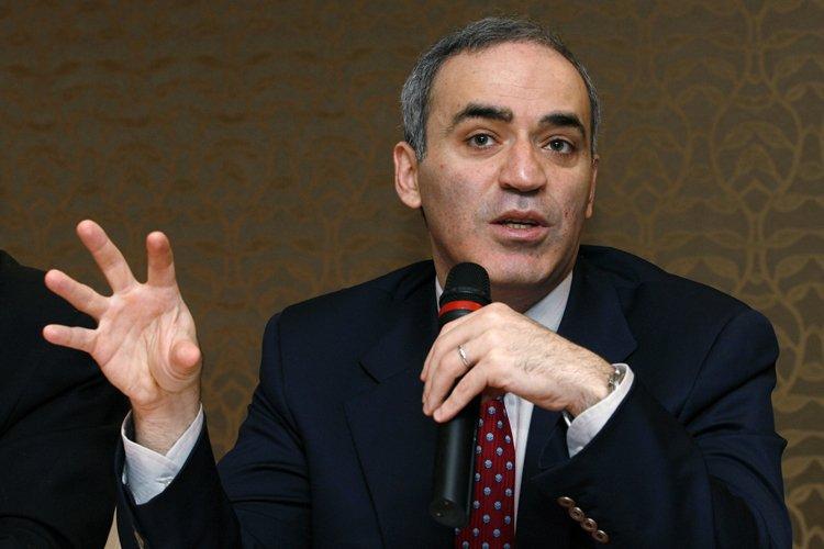 Garry Kasparov... (Photo: Reuters)