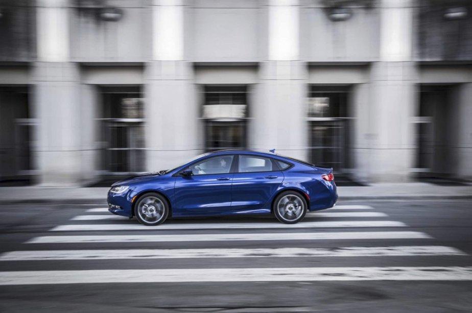 (Photo fournie par Chrysler)