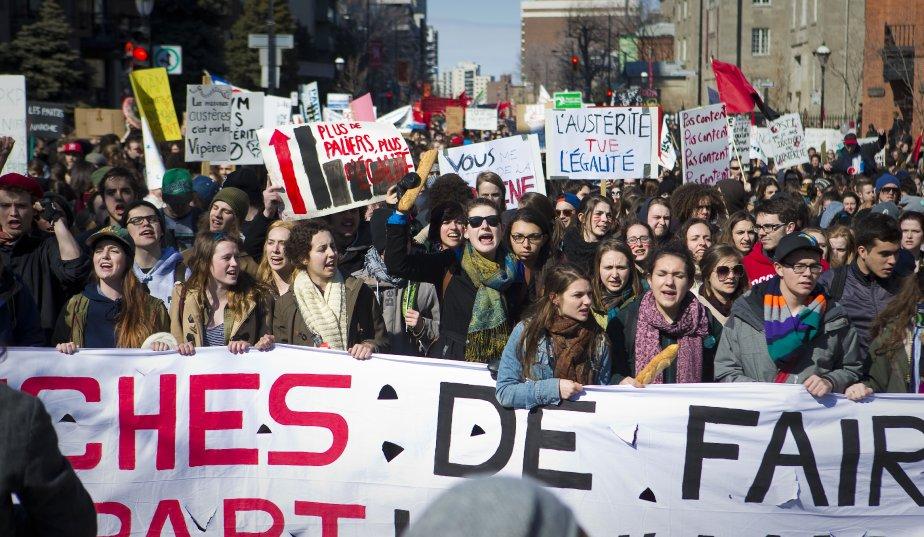 (Photo André Pichette, La Presse)