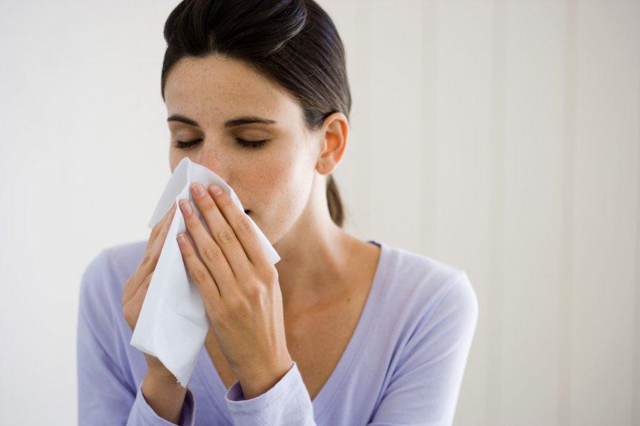 Le stress n'est pas responsable des allergies... (Photo Digital/Thinkstock)