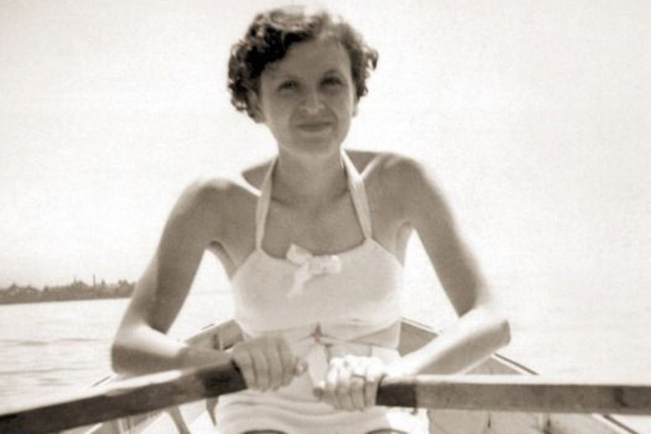 Eva Braun, en 1931.... (Photo Life.com)