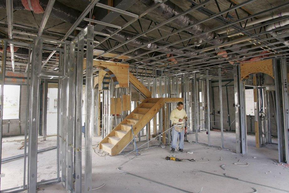 La construction est une industrie bien... (Photo Carlo Allegri, Bloomberg News)