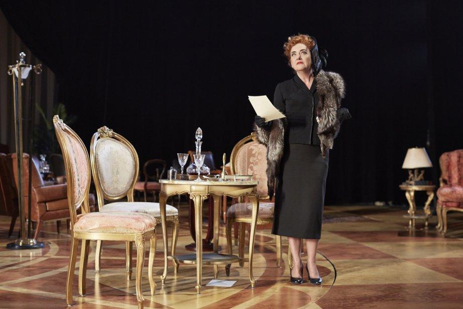 Annick Bergeron (Photo: Ulysse Lemerise, collaboration spéciale La Presse)