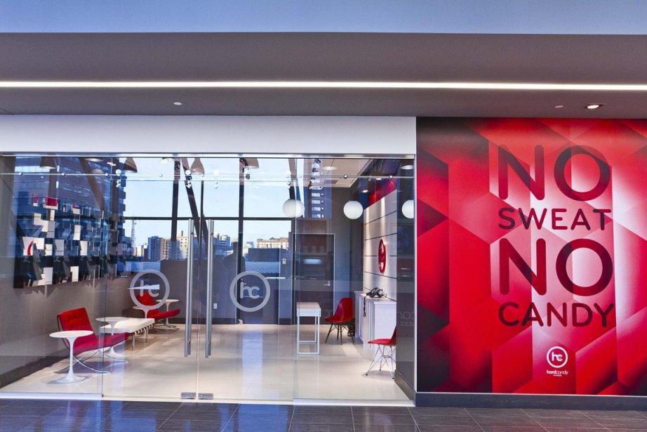 Le mot d'ordre du club d'entraînement Hard Candy Fitness: «No sweat no candy.» (Photo fournie par Hard Candy Fitness Toronto)