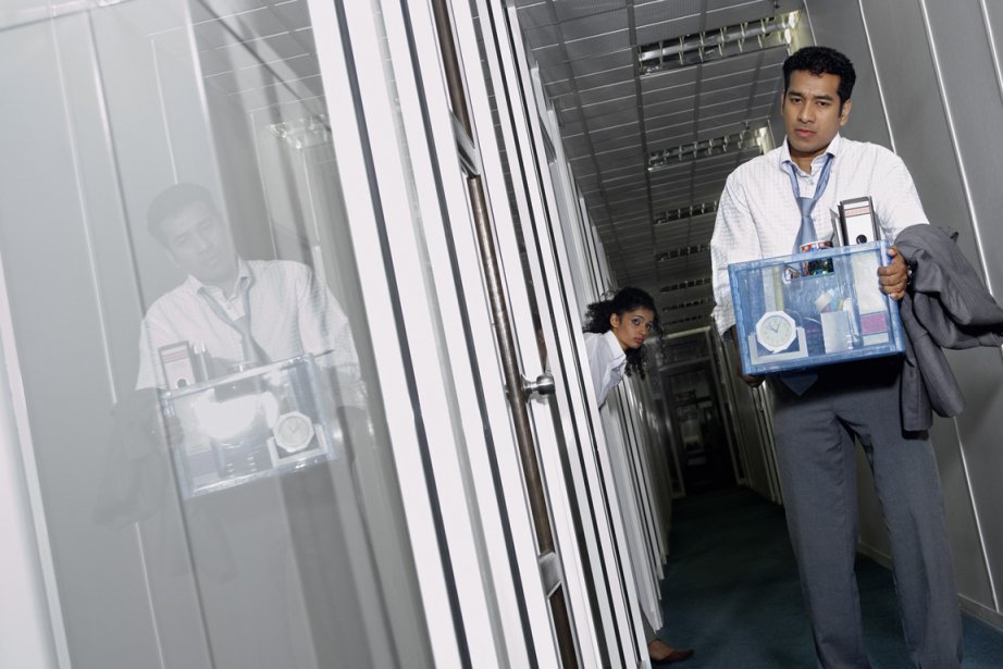 Un employeur peut congédier un salarié qui n'atteint... (PHOTO FOURNIE PAR DIGITAL VISION / THINKSTOCK)