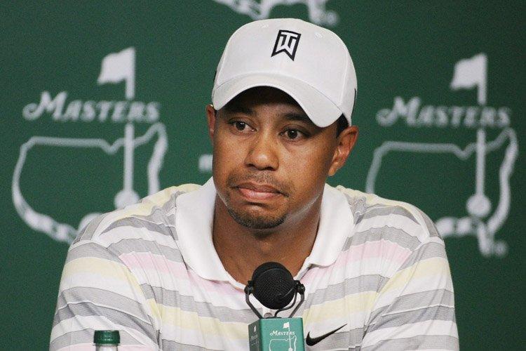 Tiger Woods... (Photo: AP)