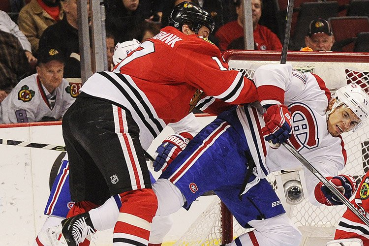 On dit parfois que le hockey est une question de centimètres. Hier soir à...