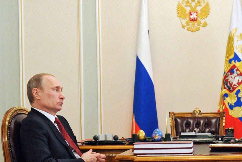 Le groupe russe Gazprom «va être obligé de... (PHOTO MIKHAIL KLIMENTYEV,  AFP/RIA-NOVOSTI)