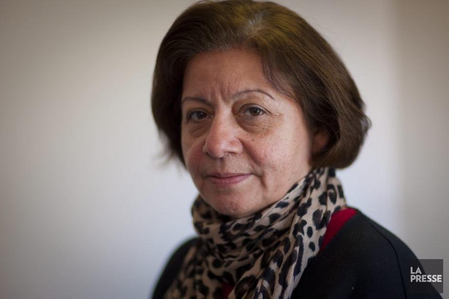 Bertha Oliva, l'une des militantes les plus connues... (Photo André Pichette, La Presse)