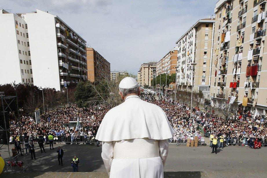 «L'Église est consciente de ce mal. Nous ne... (PHOTO TONY GENTILE, ARCHIVES REUTERS)