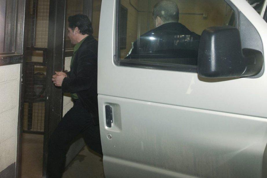 Patrick Brazeaua été accusé de voies de fait... (Photo Sean Kilpatrick, PC)