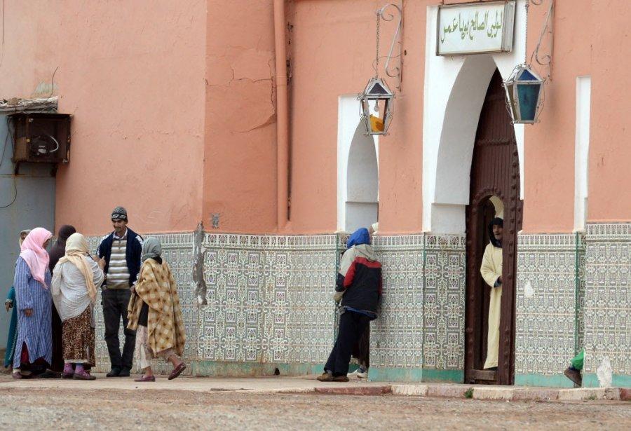 La difficulté à fermer Bouya Omar renvoie au... (PHOTO FADEL SENNA, AFP)