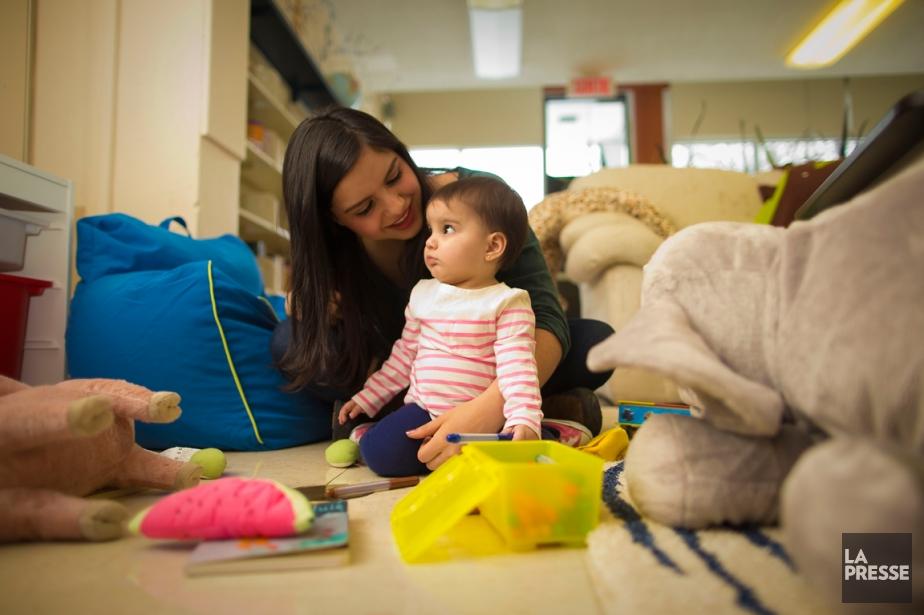 Marisol Nolascoet sa fille Ana-Cristina.... (Photo André Pichette, La Presse)