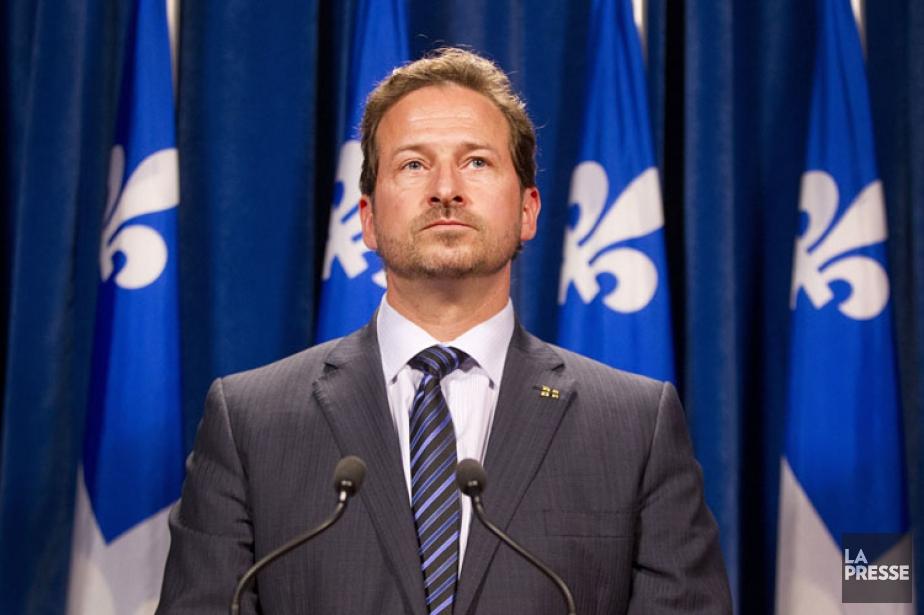 Yves-François Blanchet... (Photo: Ivanoh Demers, archives La Presse)
