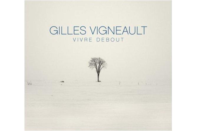 Gilles Vigneault fait son entrée en 2e place...