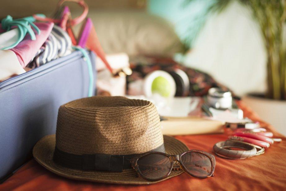 On ne fait pas ses bagages pour un long voyage à... (Photo Digital/Thinkstock)