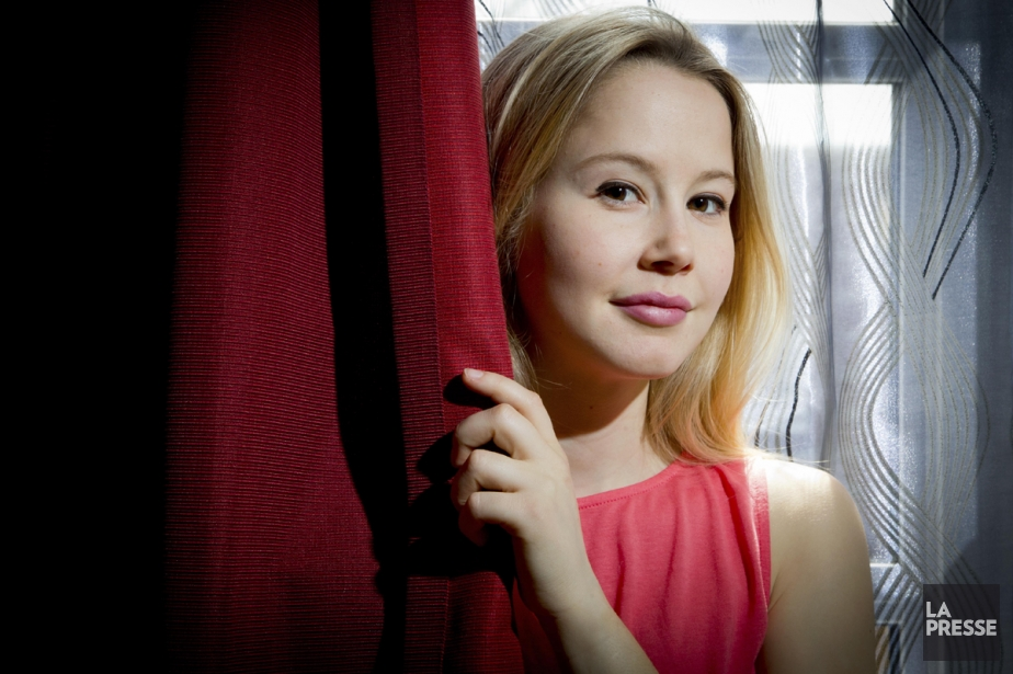 La comédienne Juliette Gosselin jouera dans le prochain... (Photo: Alain Roberge, La Presse)
