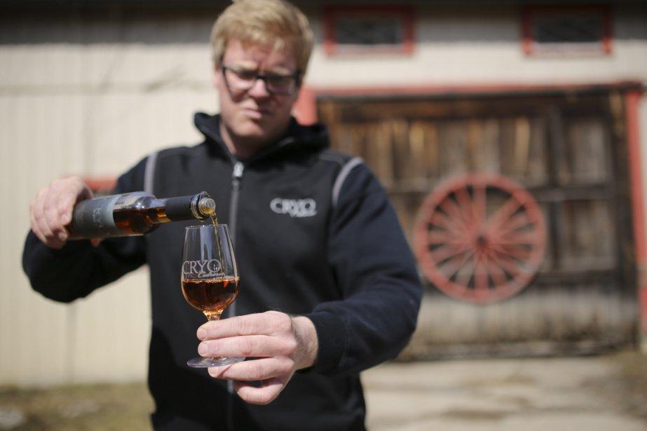 Cidrerie Cryo (Photo Martin Chamberland, La Presse)