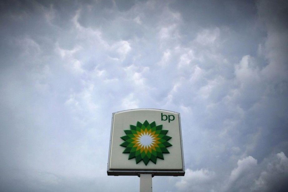 Le groupe pétrolier britannique BP a enregistré une... (Photo Molly Riley, archives Reuters)