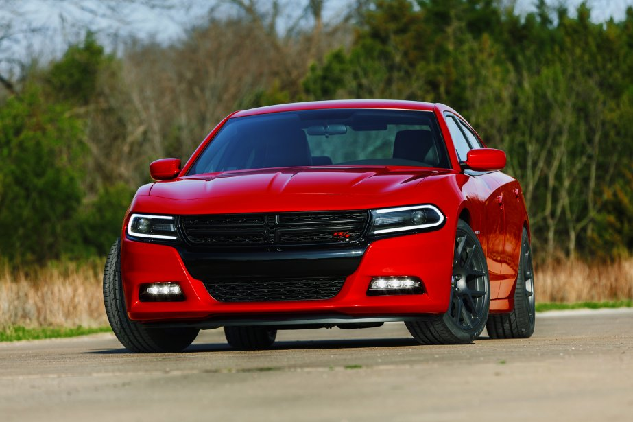 Dodge Charger R/T 2015 (Photo fournie par Chrysler)
