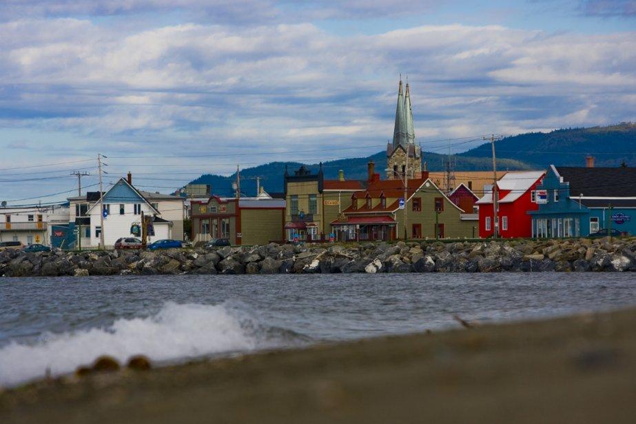 Gaspésie (Photo Archives La Presse)