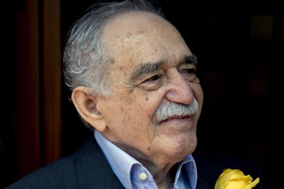 Gabriel Garcia Marquez... (Photo: archives AP)