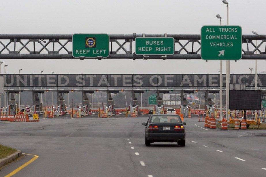 Les automobilistes ciblés à la frontière par six corps policiers
