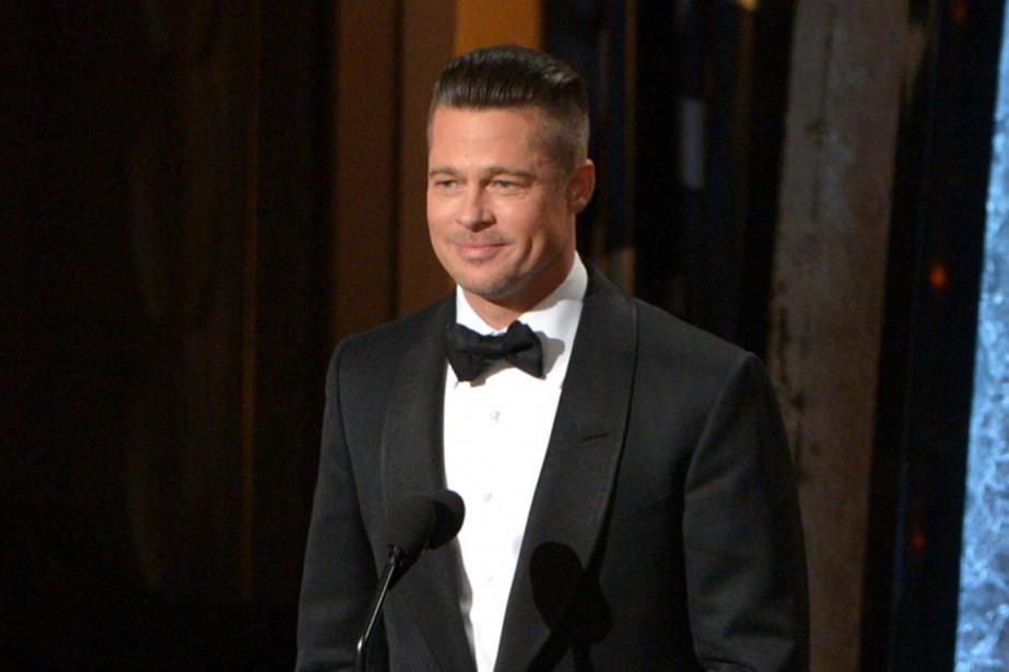 Brad Pitt... (Photo: archives AP)