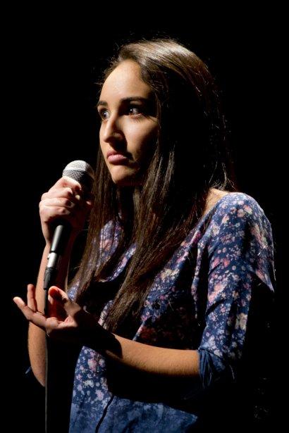 Natalia Silva (Photo: Alain Roberge, La Presse)