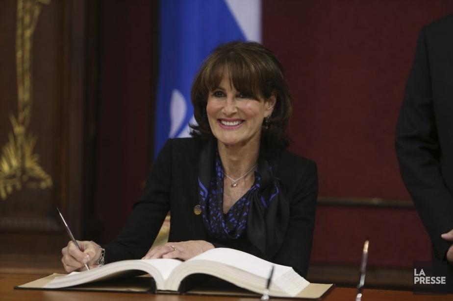 La nouvelle ministre de l'Immigration Kathleen Weil.... (Photo Martin Chamberland, archives La Presse)