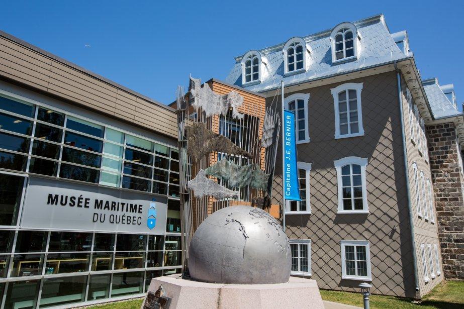 Si votre petit-fils aime les musées, sachez que celui de L'Islet est absolument charmant! (Photo Édouard Plante-Fréchette, Archives La Presse)