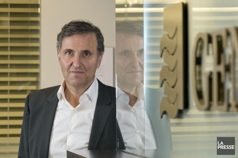 Le salaire de base du PDG de WSP,... (Photo Hugo-Sébastien Aubert, archives La Presse)